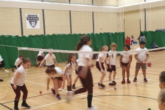 Y3-4 Netball skills
