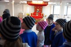Y3 Sikh Gurdwara visit