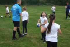 Y4 Rugby Training